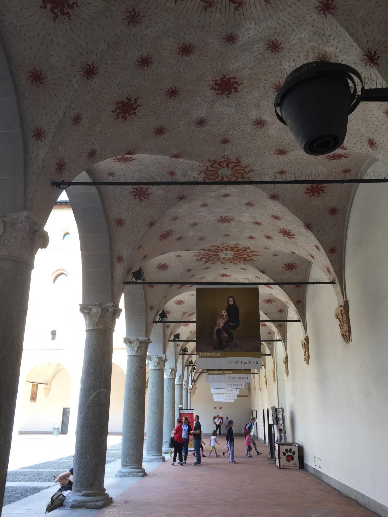 スフォルツァ城
