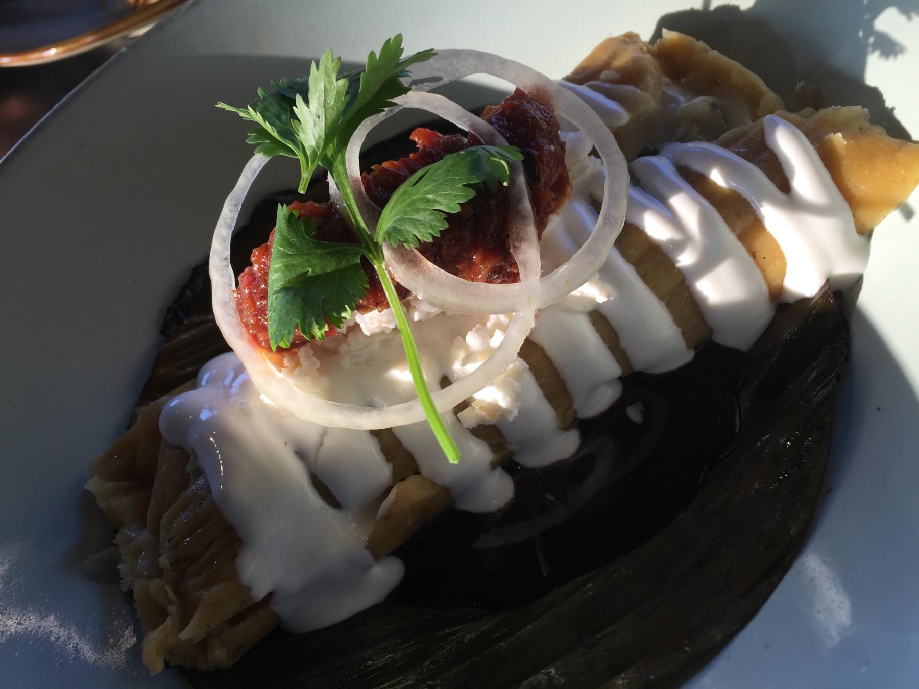 ミラノ メキシコ料理