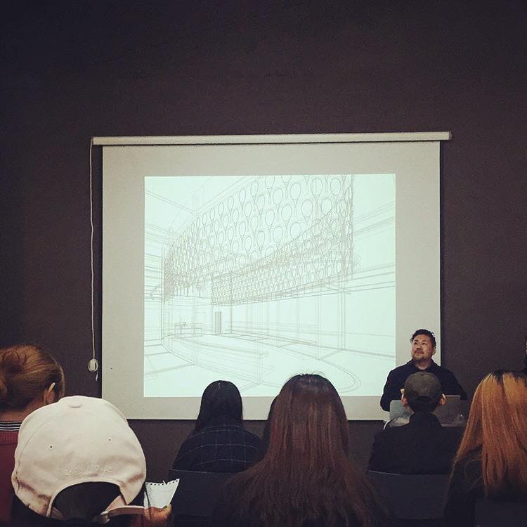 建築デザイン 講義 韓国ソウル