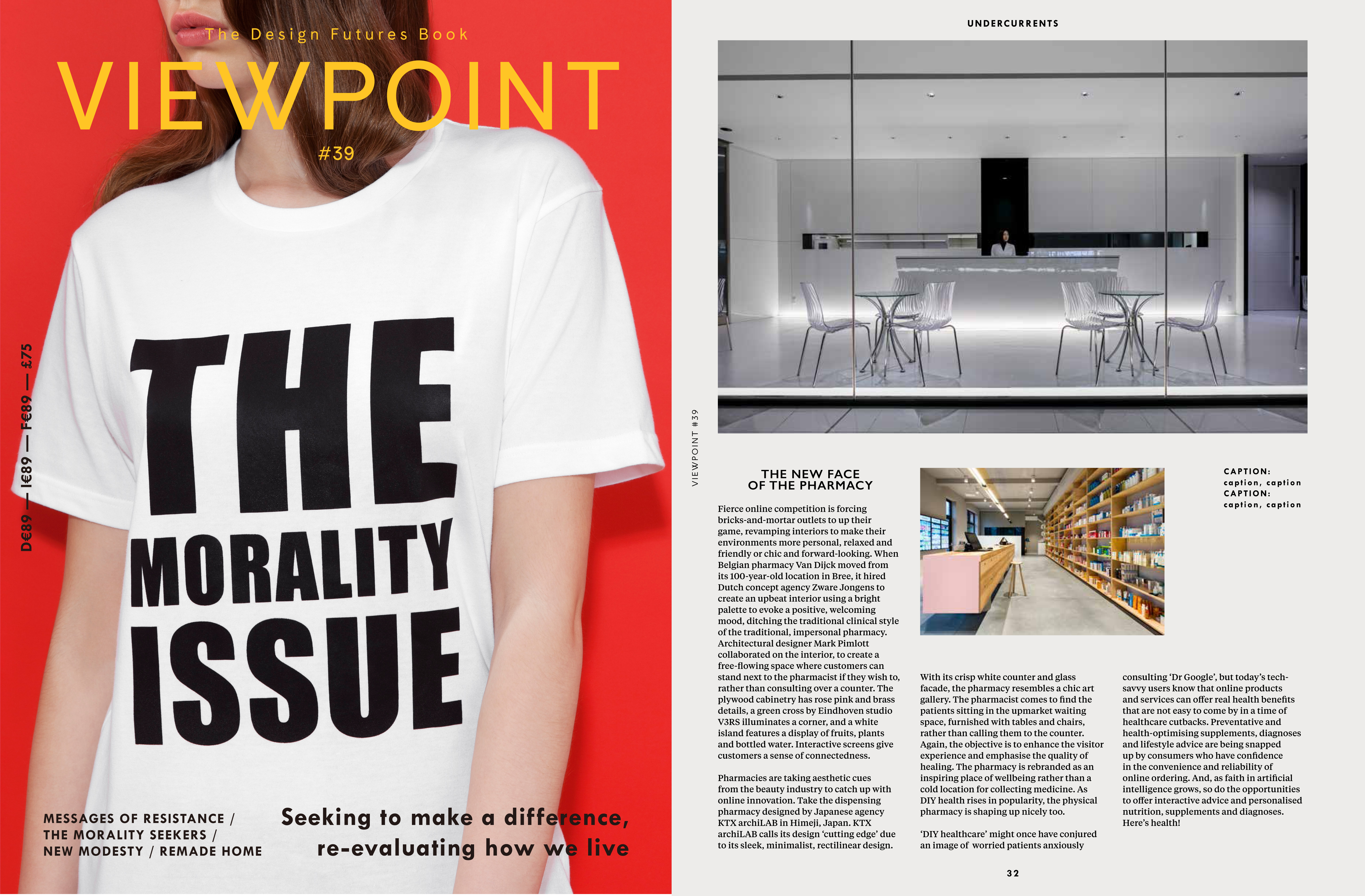 Viewpoint Magazine 39 Holland